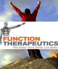 Function Therapeutics -  Wordpress website developed by Mosaik Web