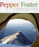 Pepper Foster Consulting - Website design by Mosaik Web