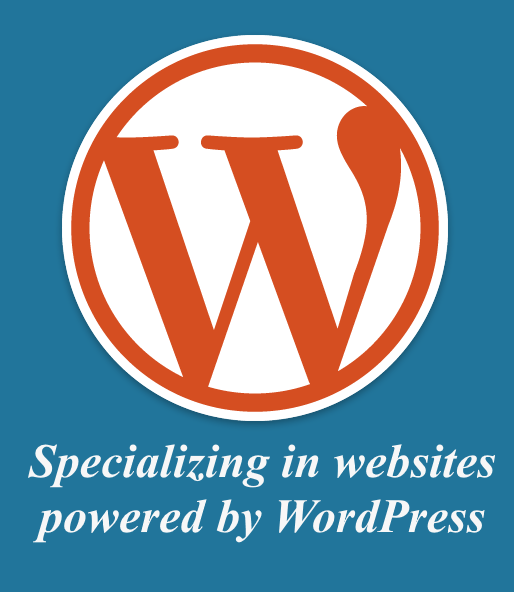 specializing in wordpress websites