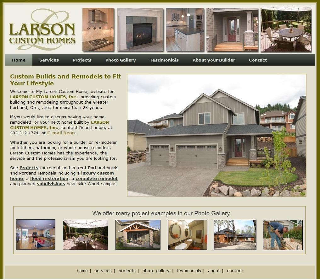 Larson Custom Homes