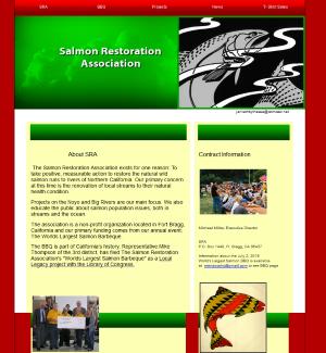 Original Website SRA