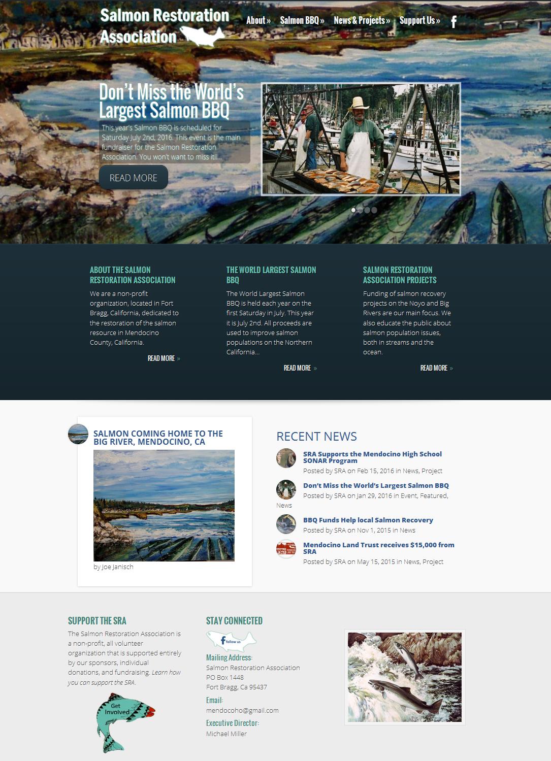 Salmon Restoration Association