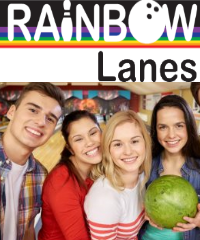 Rainbow Lanes Bowling -Website design by Mosaik Web