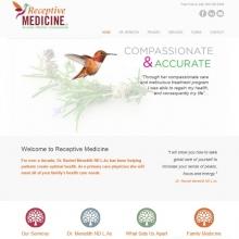 Dr. Meredith, Receptice Medicine