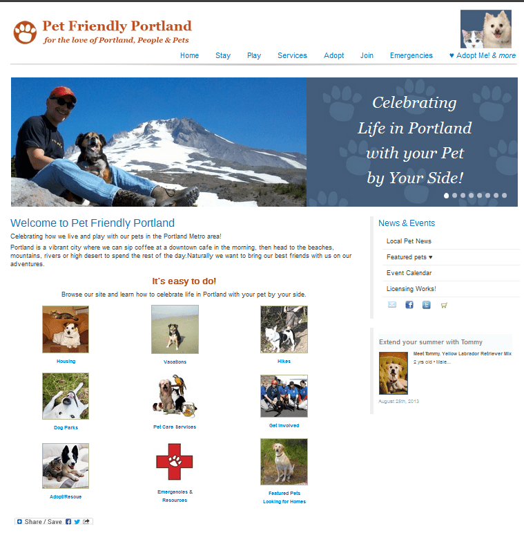 Petfriendly PDX
