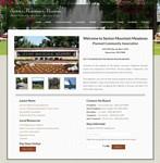 Sexton Mountain Meadows Planned Community Association