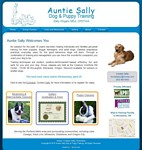 Auntie Sally Dog and Puppy Training