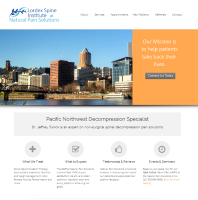 Natural Pain Solutions, Lordex Spine Institute
