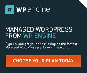Web Hosting WP Engine