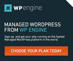Web Hosting WP Engine
